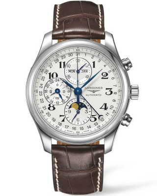 The Longines Master Collection - L2.773.4.78.5