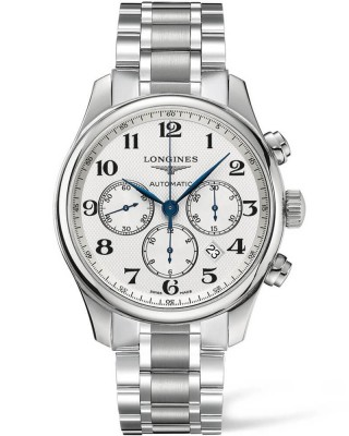 The Longines Master Collection - L2.859.4.78.6