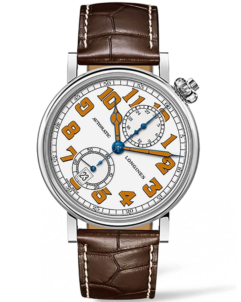 The Longines Avigation Watch Type A-7 1935 - L2.812.4.23.2