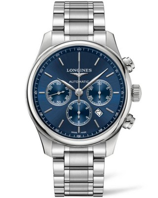 The Longines Master Collection - L2.859.4.92.6